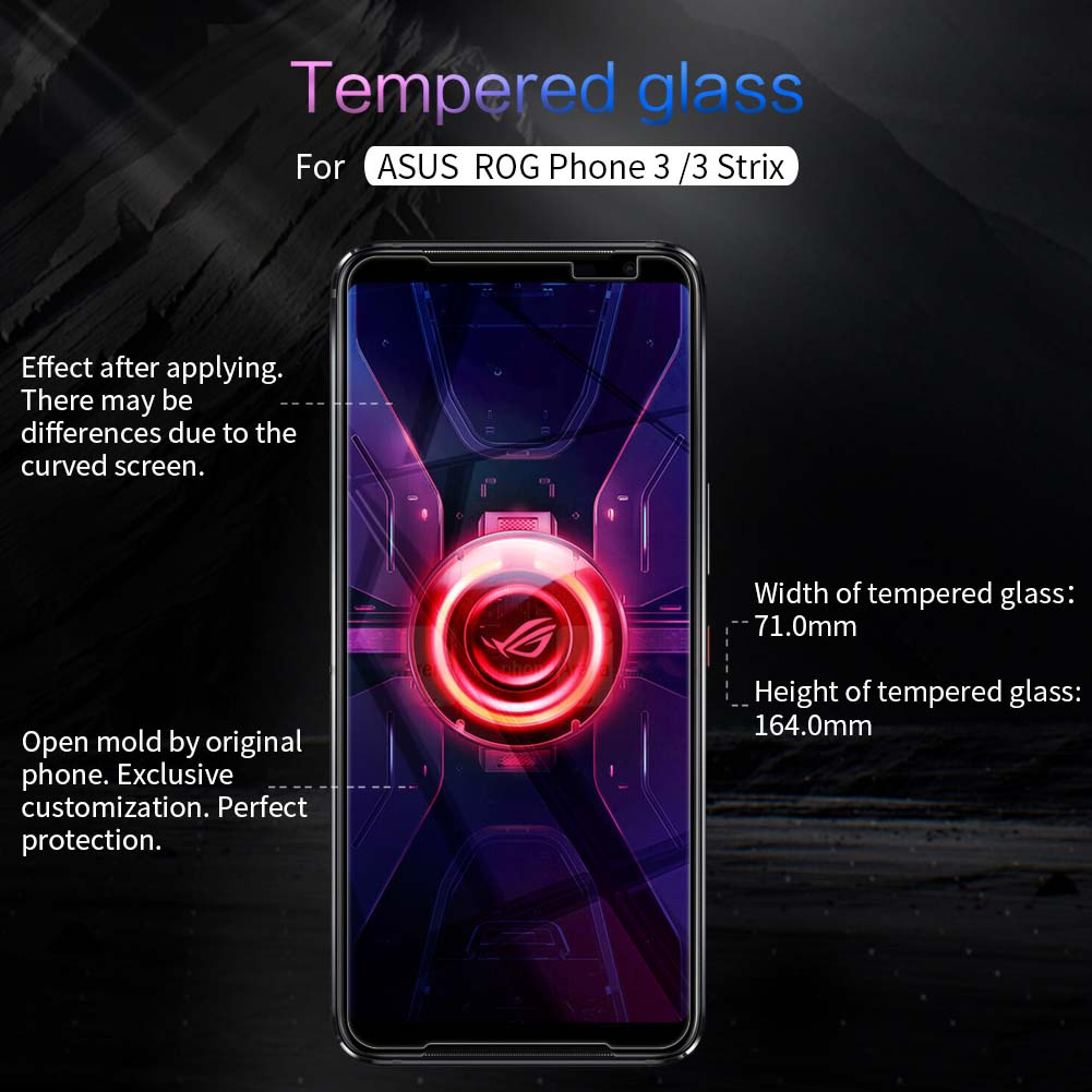 ASUS ROG Phone 3/3 Strix screen protector
