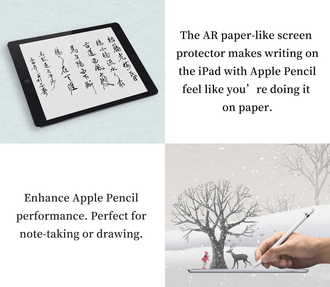 Apple iPad Air 2019 screen protector