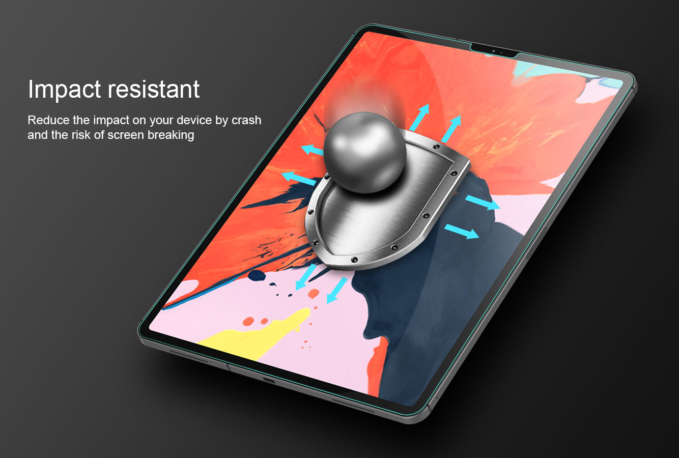 Apple iPad Pro 12.9 (2018) screen protector