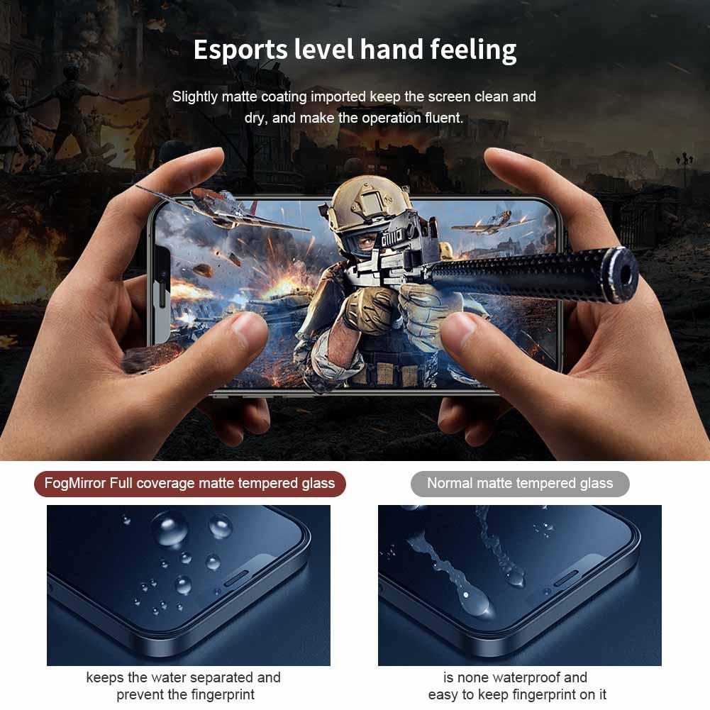 Apple iPhone 12 screen protector