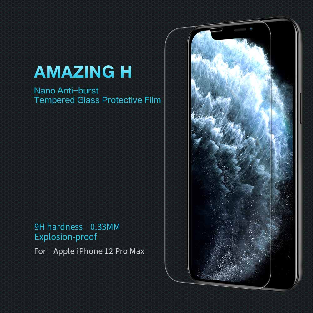 iPhone 12 Pro Max screen protector