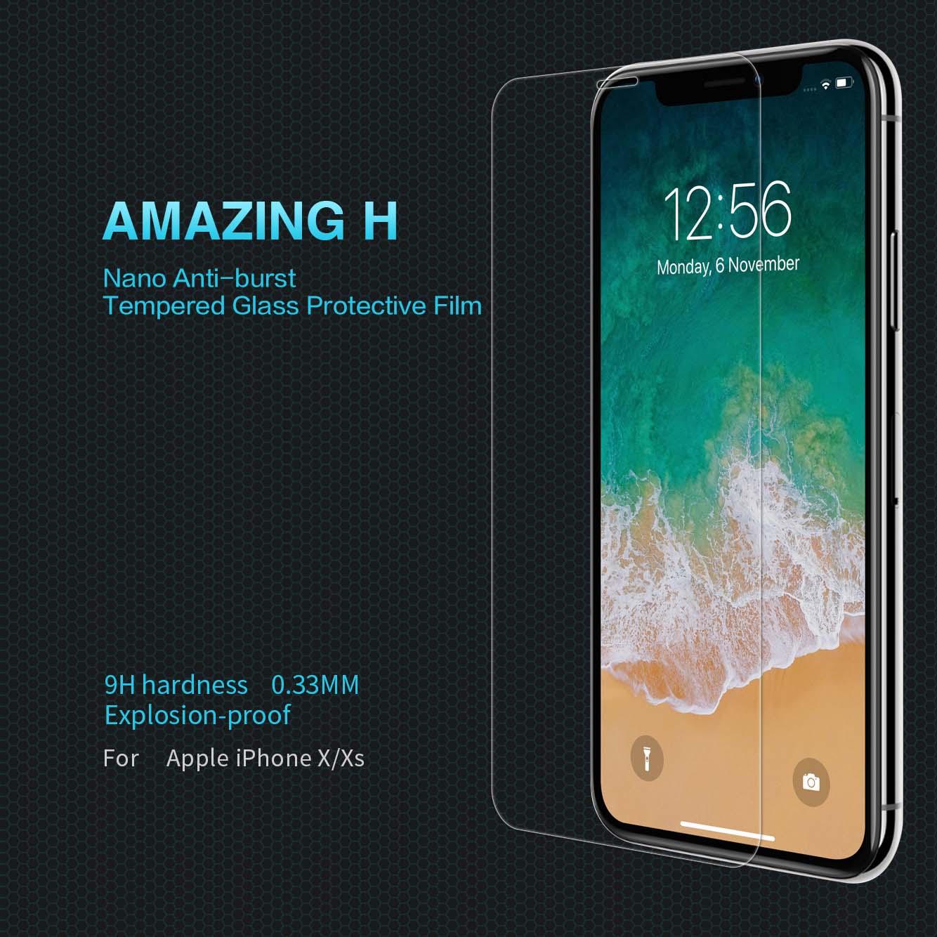 iPhone X/XS screen protector