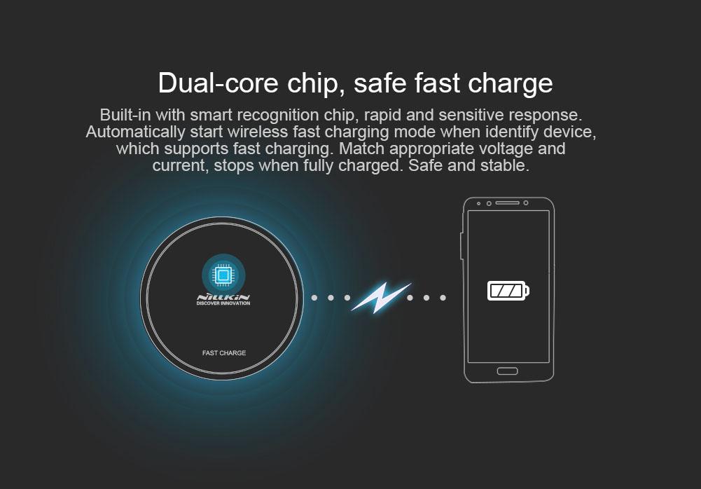 NILLKIN Magic disk III Wireless Charger