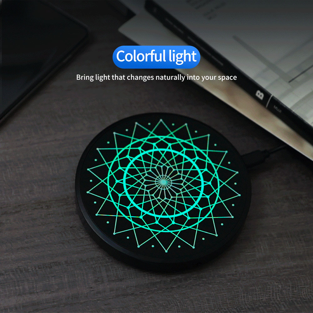 NILLKIN PowerColor Fast Wireless Charger