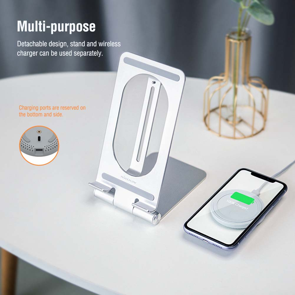 PowerHold Tablet Wireless Charging