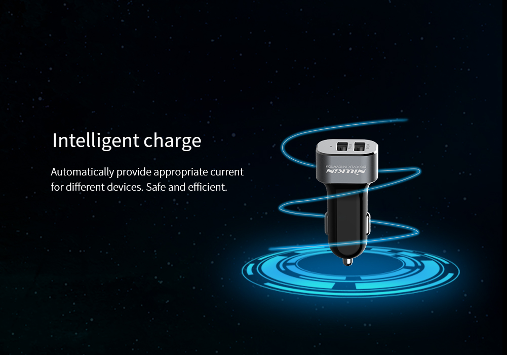 Nillkin PowerShare Car Charger