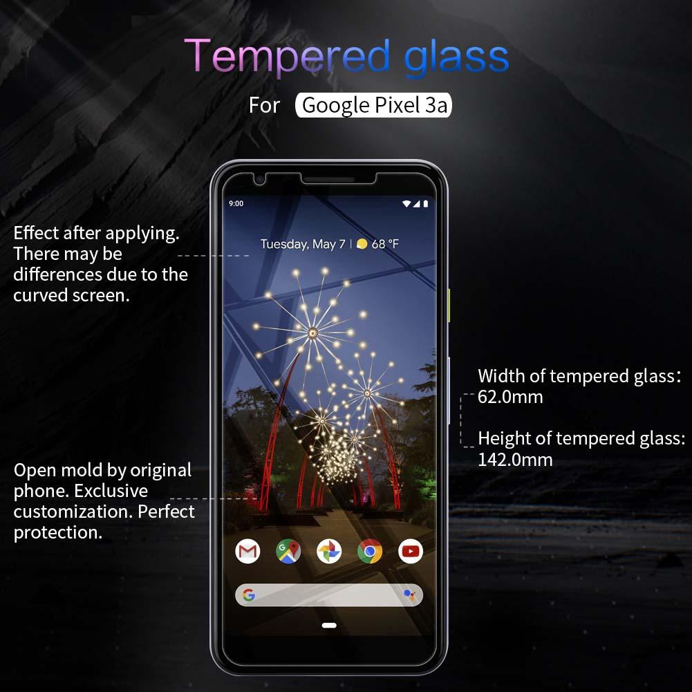 Google Pixel 3a screen protector