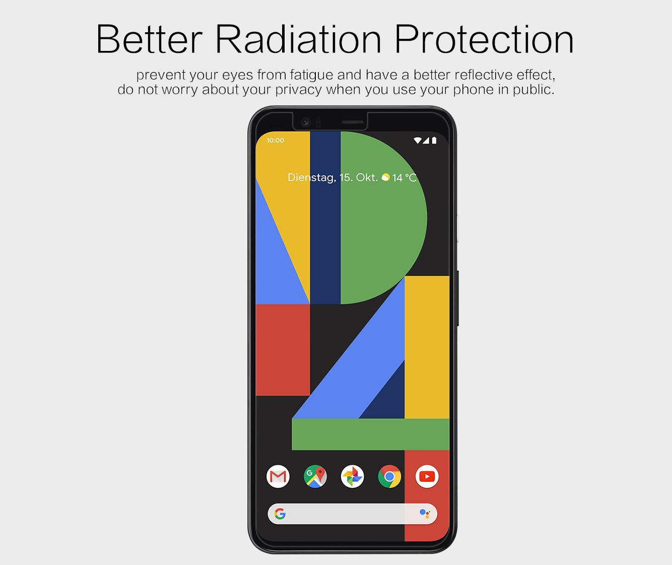 Google Pixel 4 screen protector