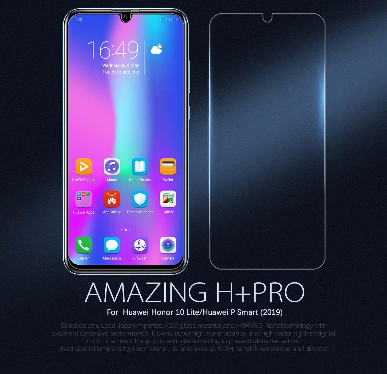 HUAWEI Honor 10 Lite screen protector