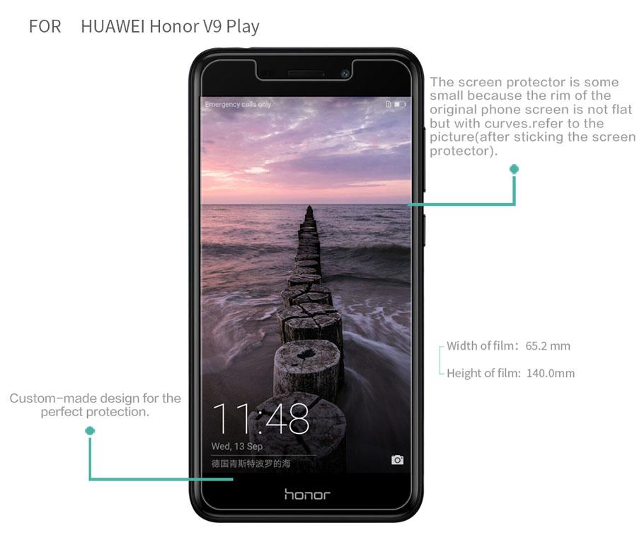 HUAWEI Honor V9 Play screen protector