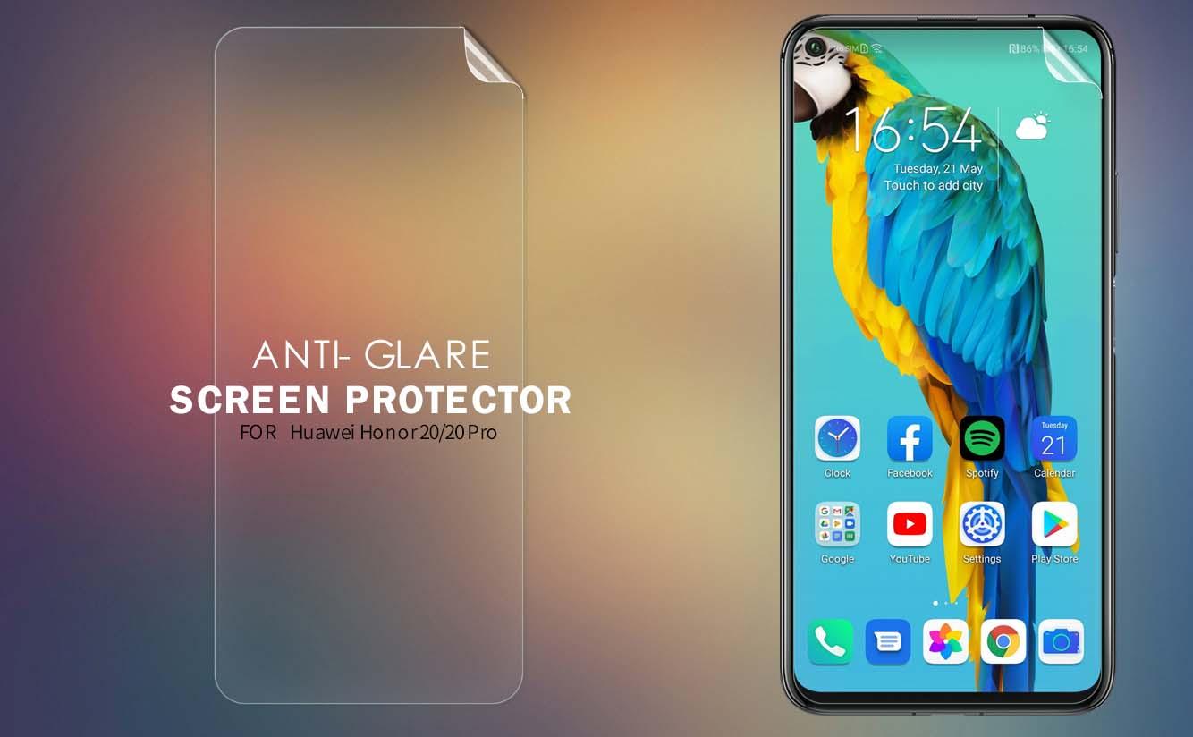 HUAWEI Honor 20 screen protector