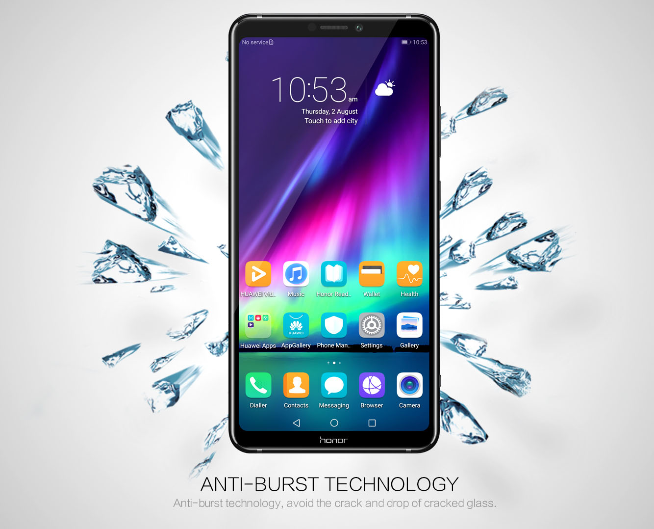 HUAWEI Honor Note 10 screen protector
