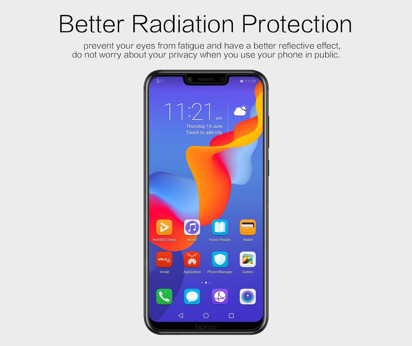 HUAWEI Honor Play screen protector