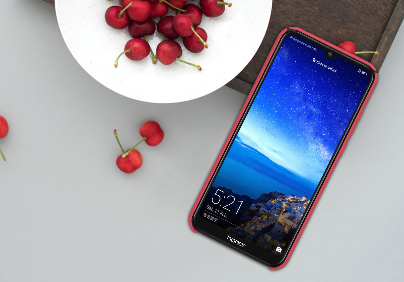 HUAWEI Honor Play 8A case