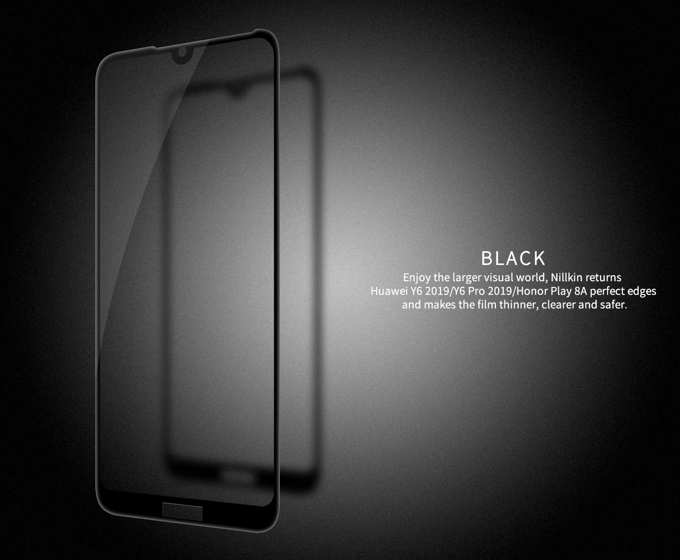 Honor Play 8A screen protector