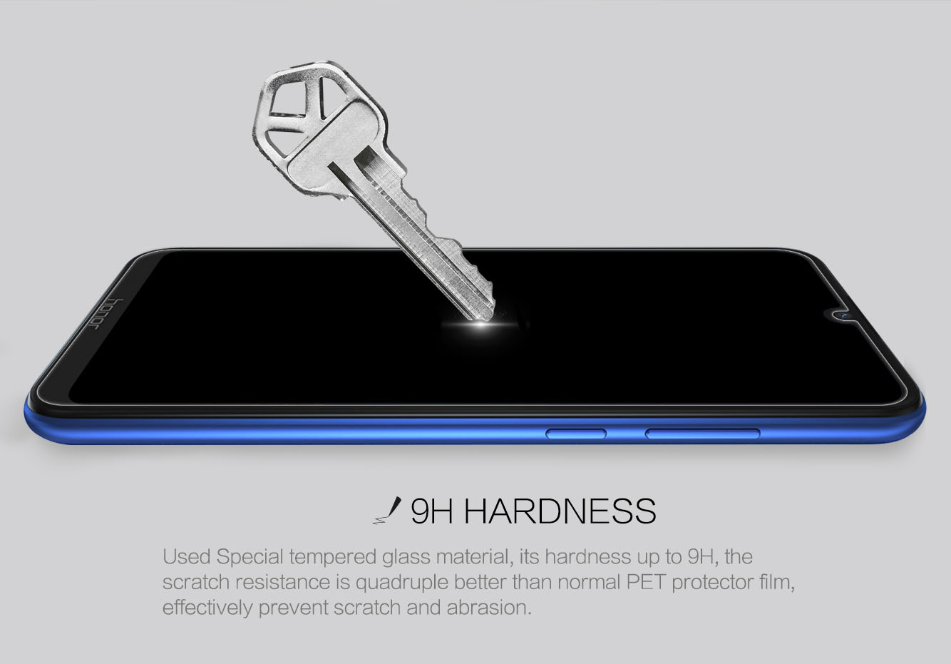HUAWEI Honor Play 8A screen protector