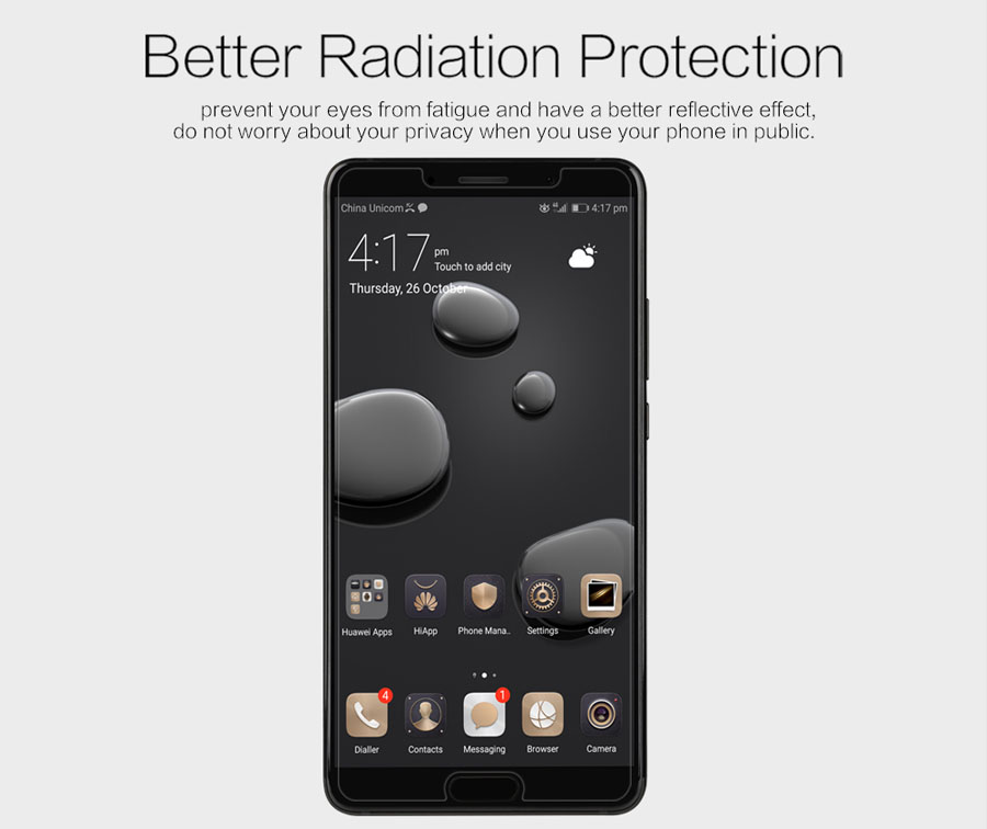 HUAWEI Mate 10 screen protector