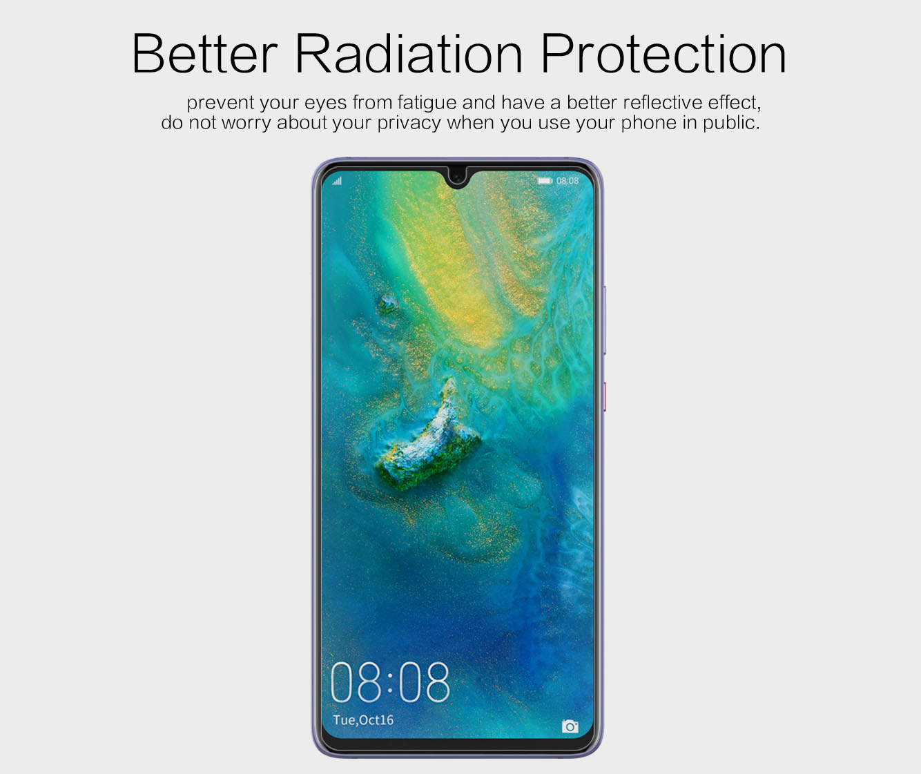 HUAWEI Mate 20 X screen protector