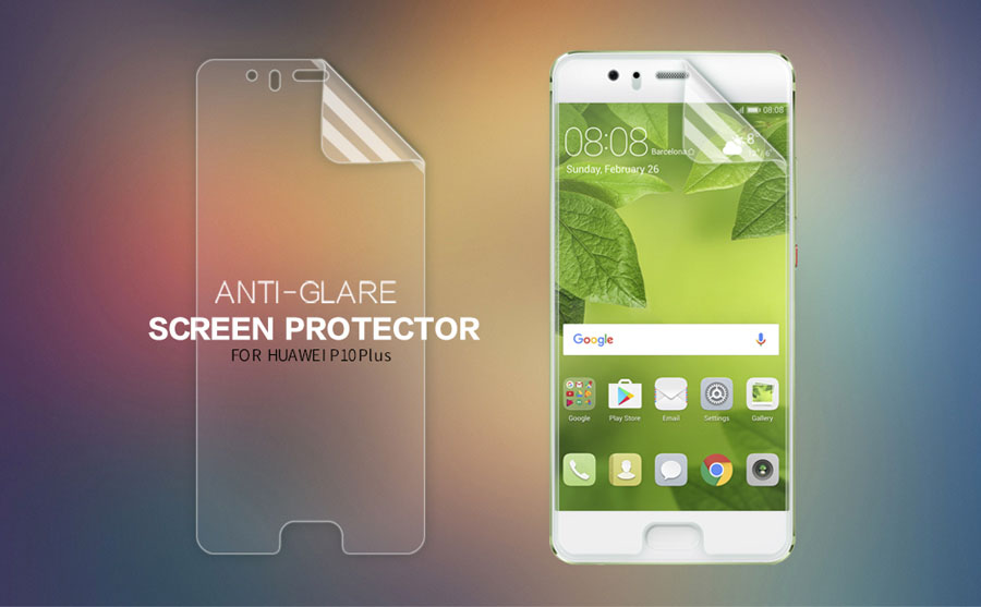 HUAWEI P10 Plus screen protector