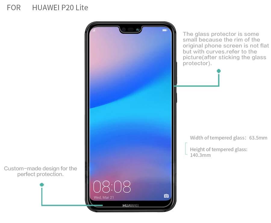HUAWEI P20 Lite screen protector