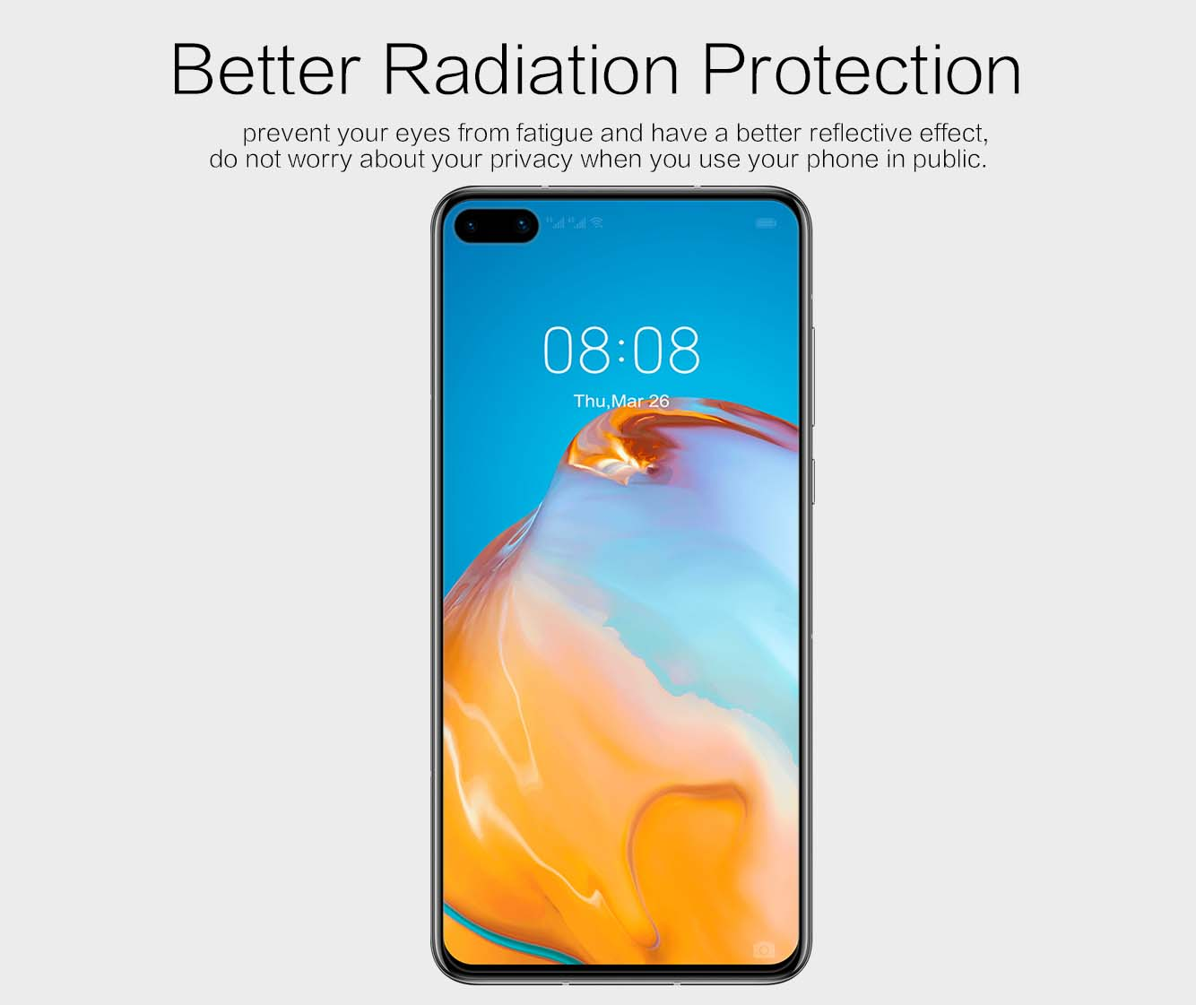 HUAWEI P40 screen protector