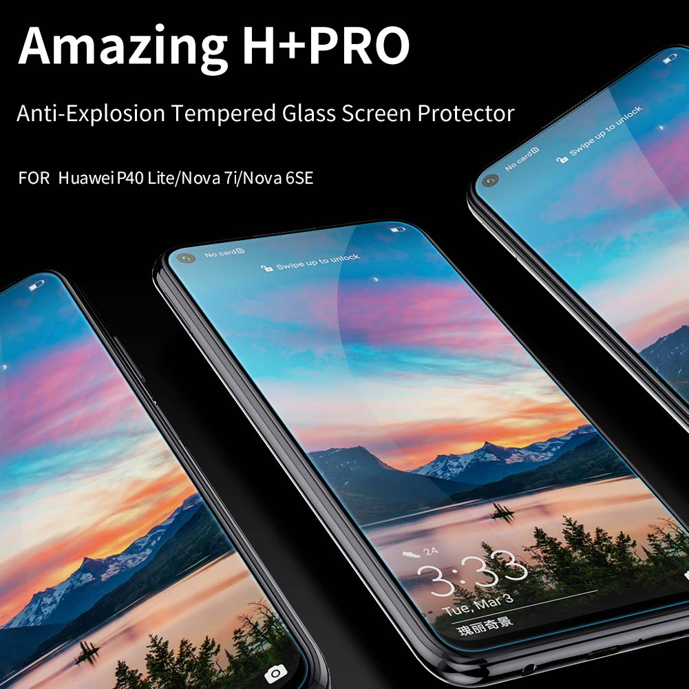 HUAWEI P40 Lite screen protector