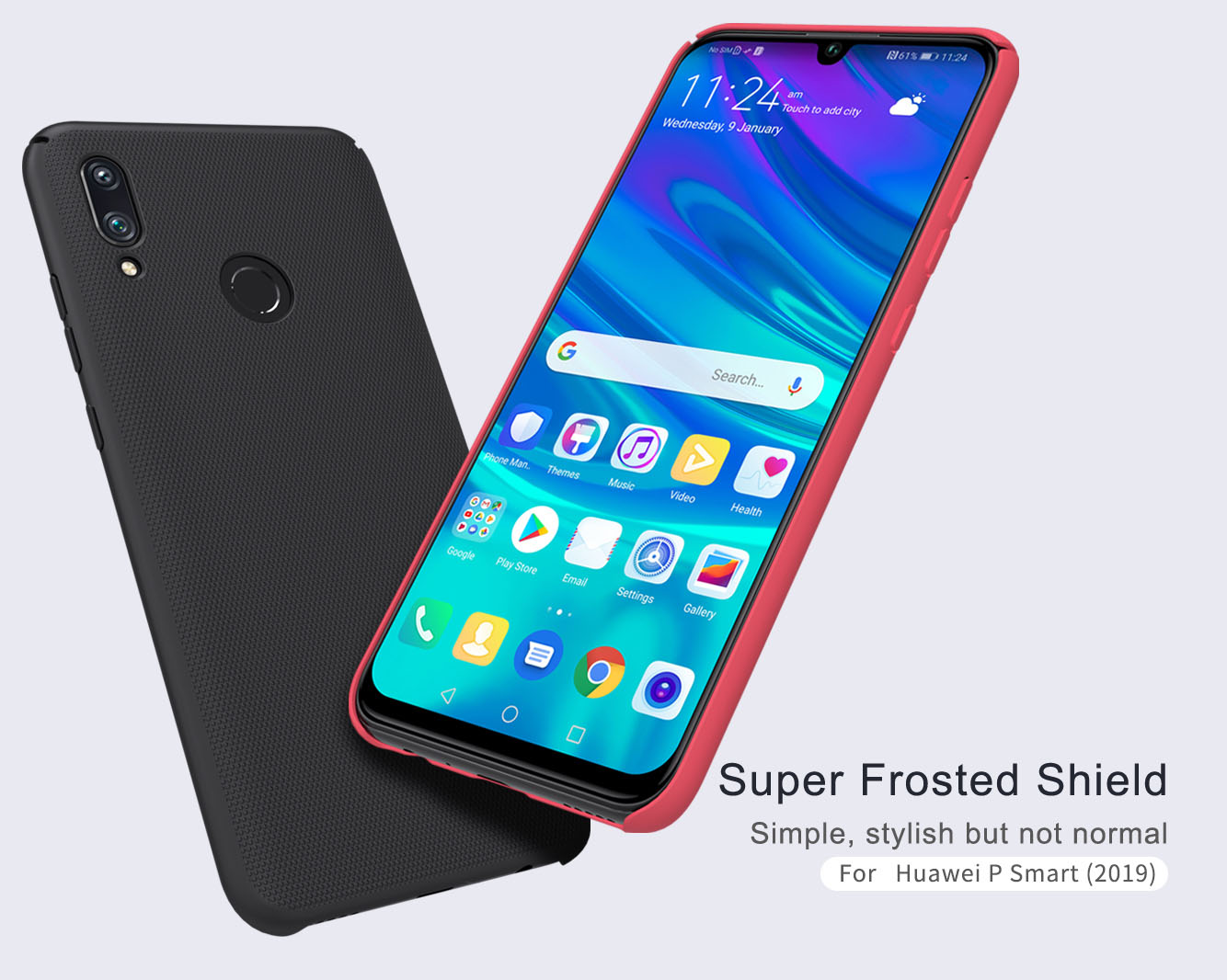 HUAWEI P Smart (2019) case