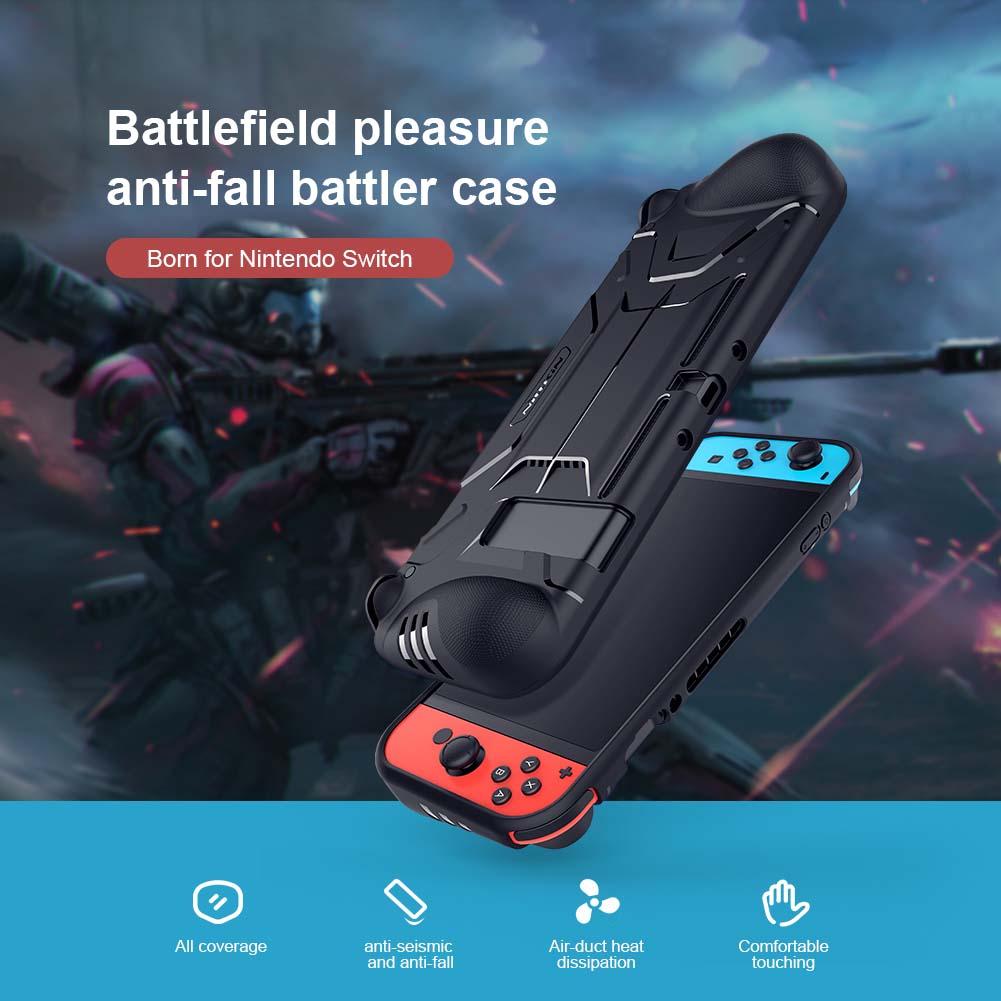 Battler Case For Nintendo Switch