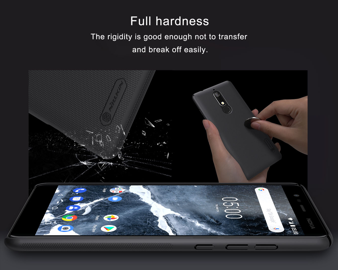Nokia 5.1 case
