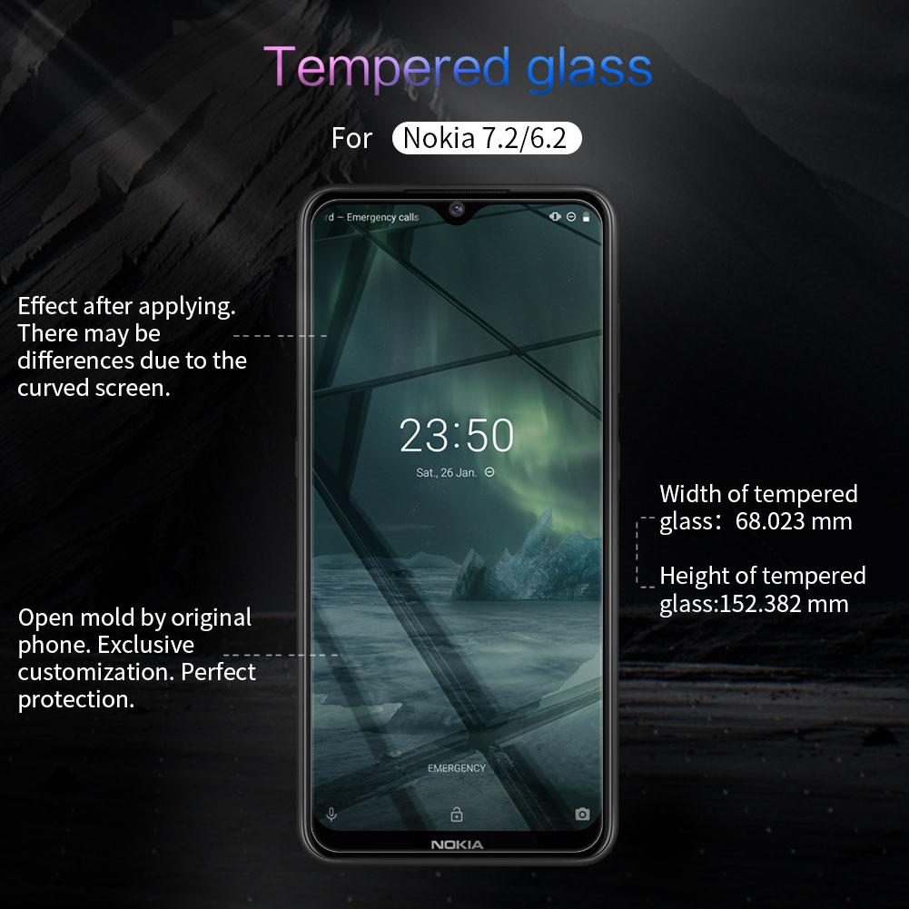 Nokia 7.2/6.2 screen protector