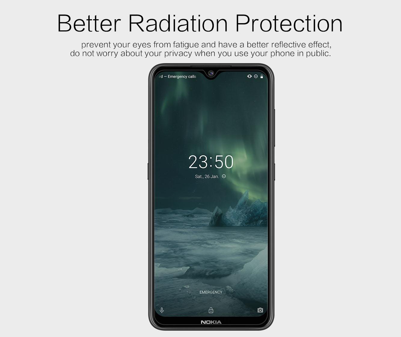 Nokia 7.2 screen protector