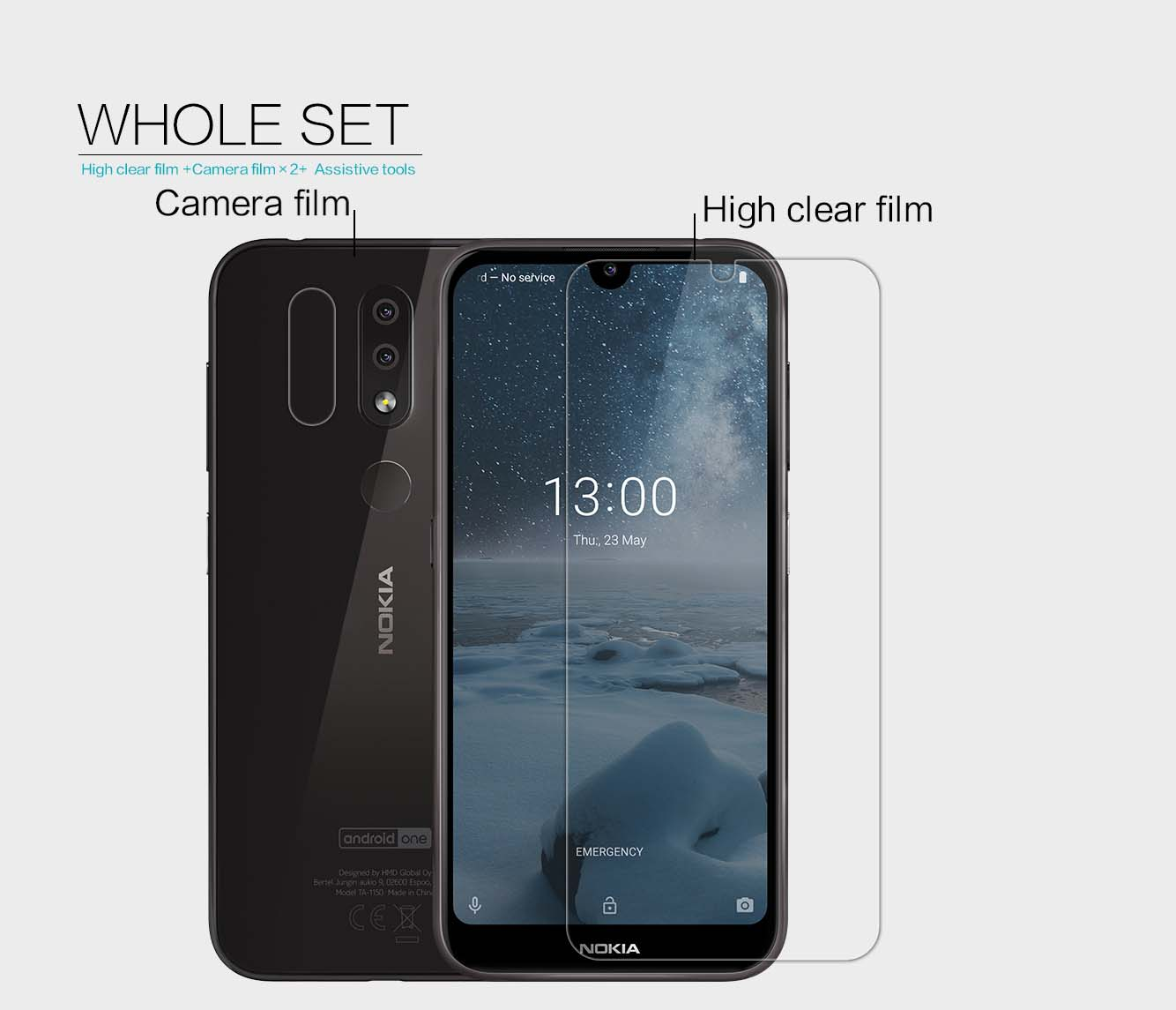 Nokia 4.2 screen protector
