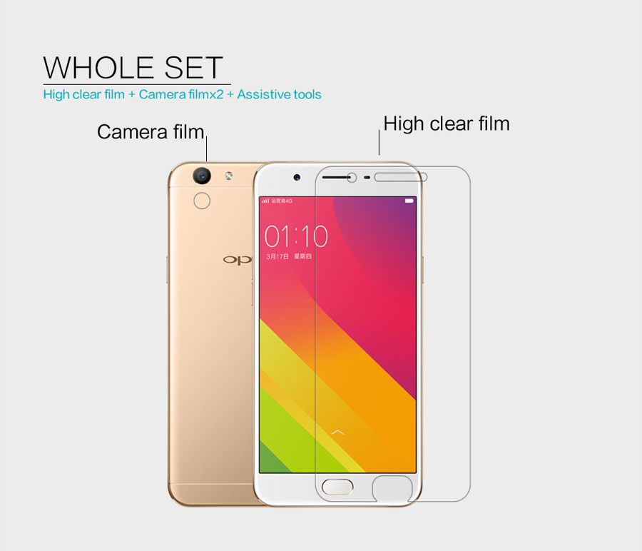 OPPO F1S(A59) screen protector