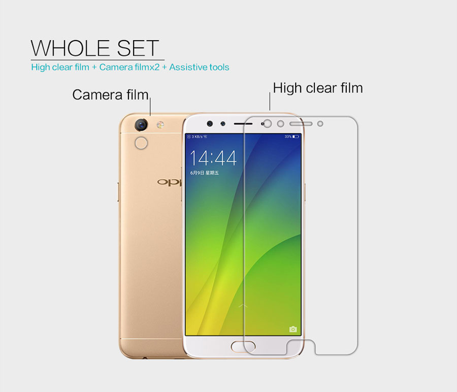 OPPO F3 screen protector
