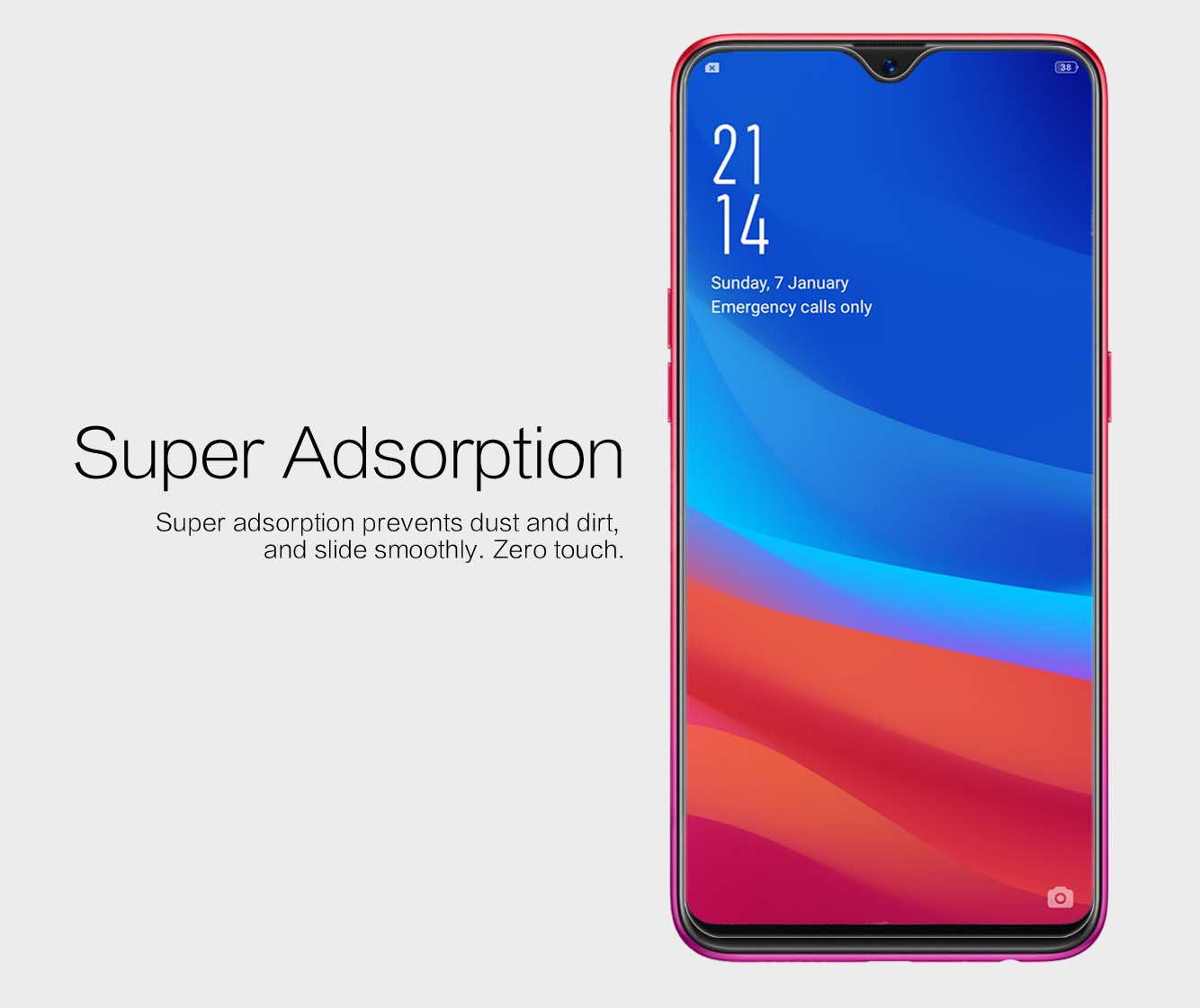 OPPO F9 screen protector