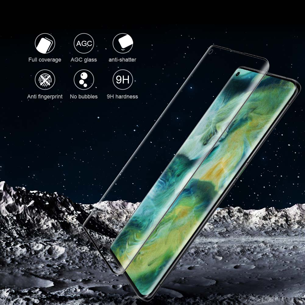 OPPO Find X2 screen protector