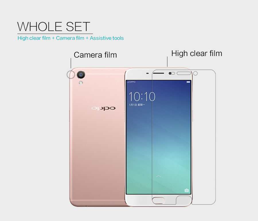OPPO R9 screen protector