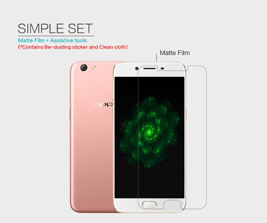 OPPO R9S screen protector