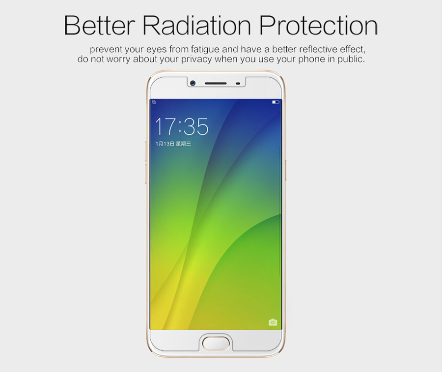 OPPO R9S Plus screen protector