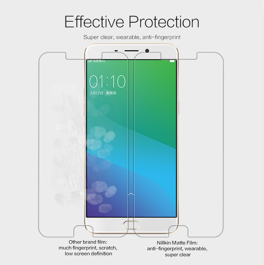 OPPO R9 Plus screen protector