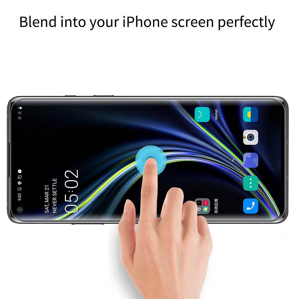 OnePlus 8 screen protector