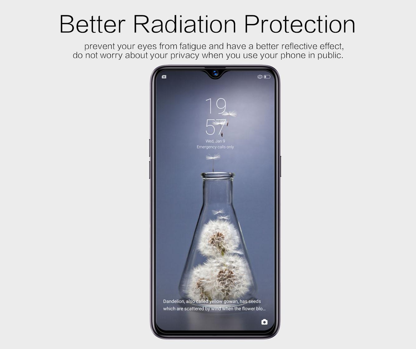 Realme 3 Pro screen protector