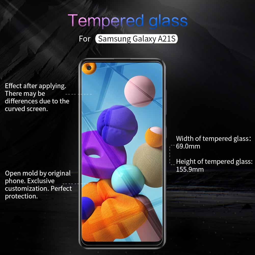 Samsung Galaxy A21s screen protector
