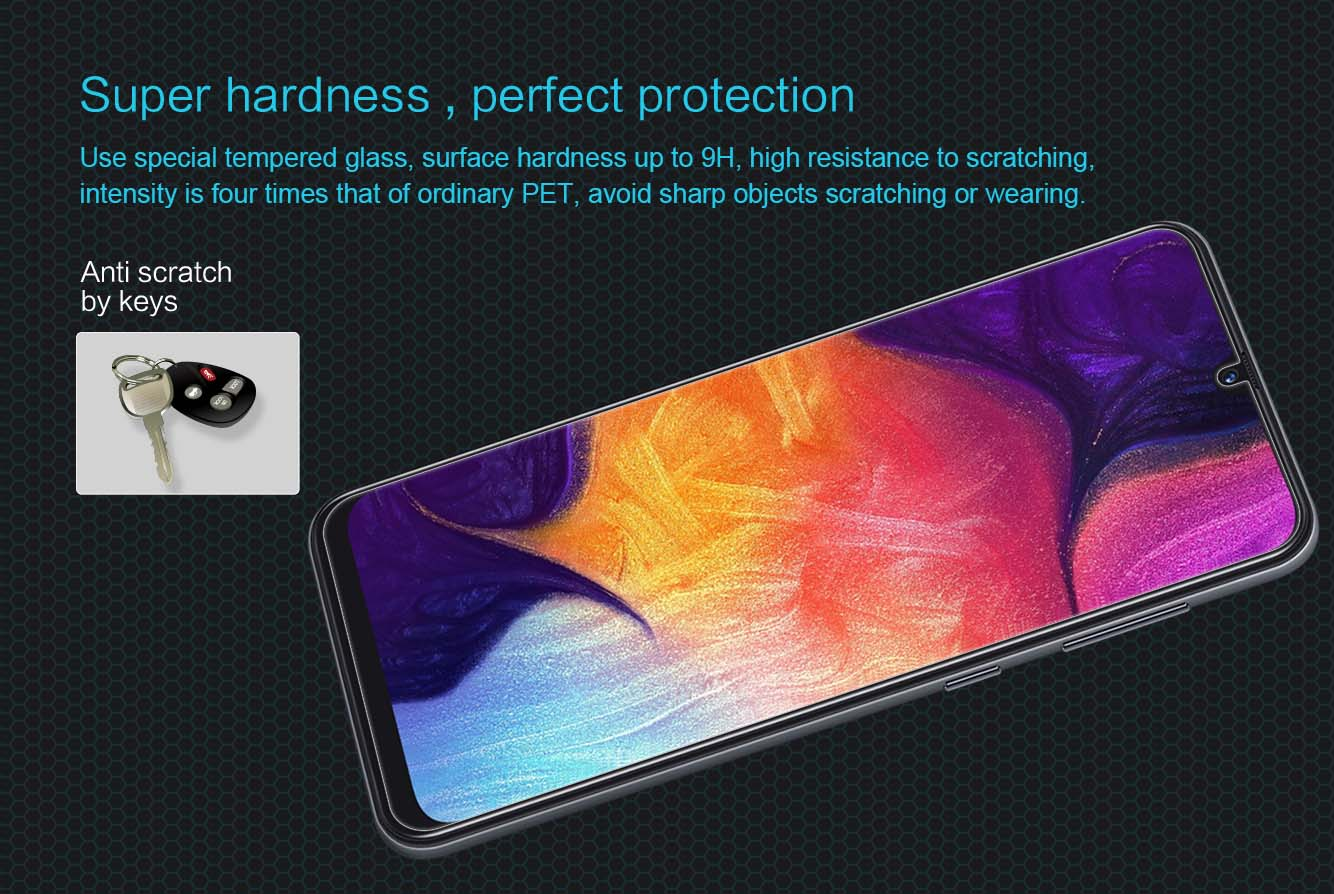 Samsung Galaxy A30/A50 screen protector