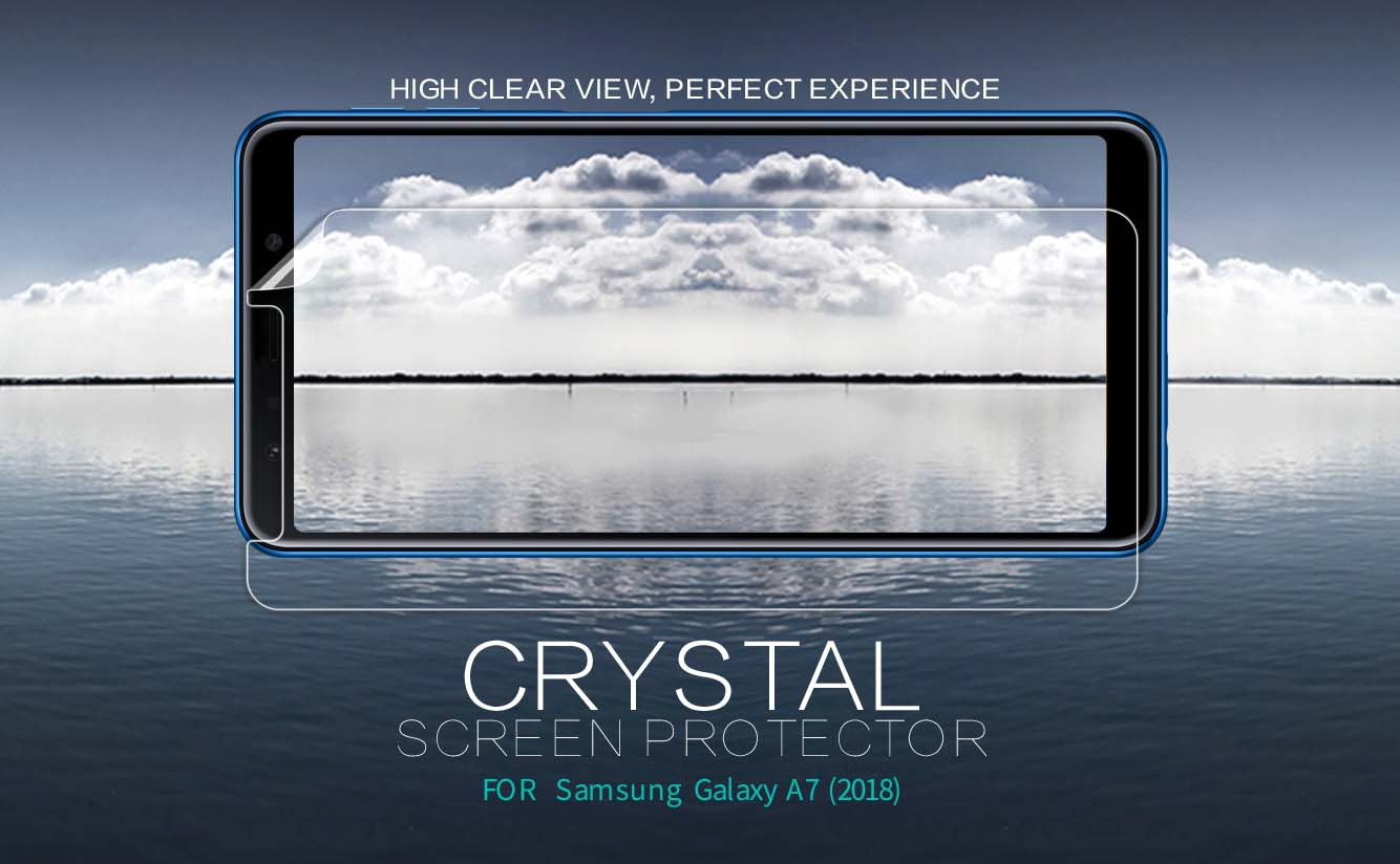 Samsung Galaxy A7 (2018) screen protector