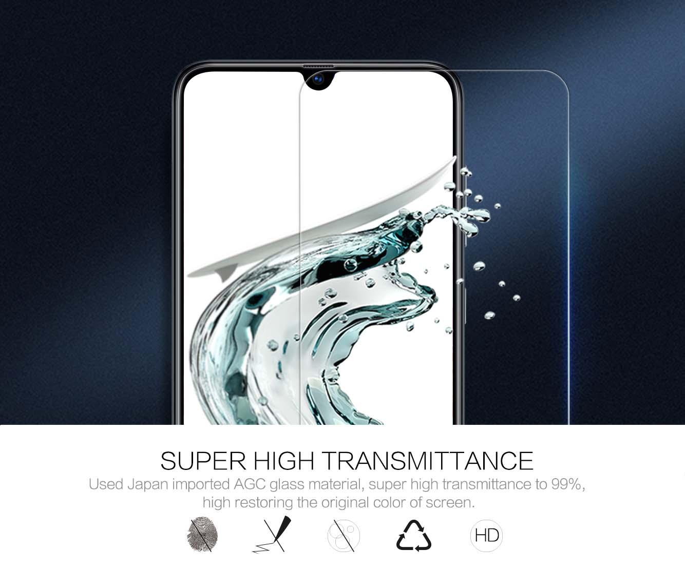 Samsung Galaxy A70 screen protector