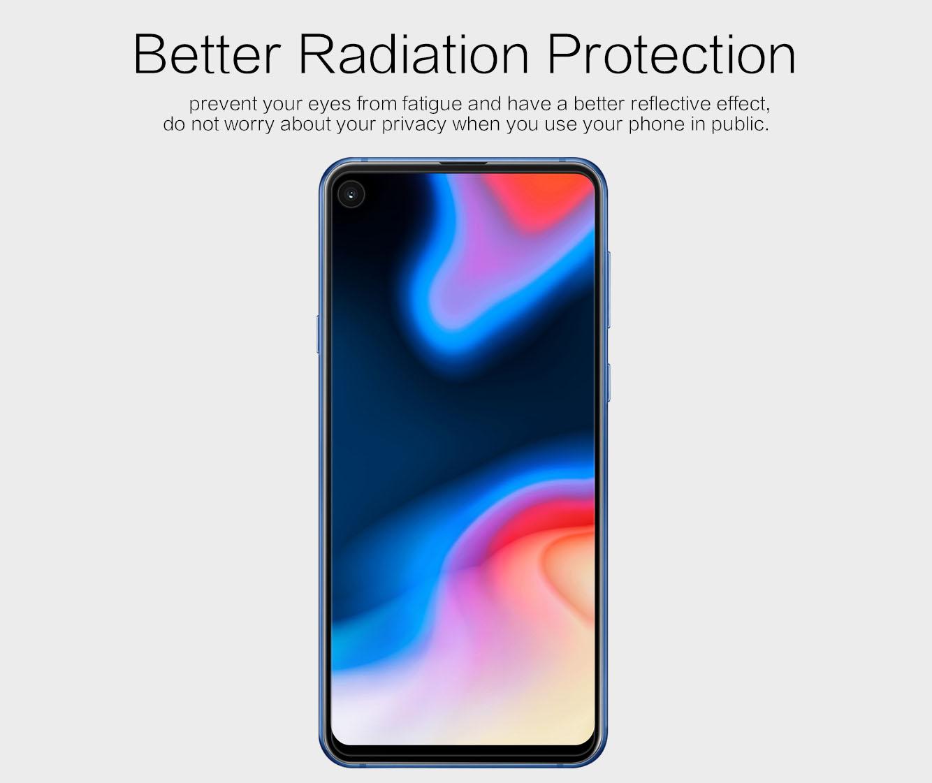 Samsung Galaxy A8s screen protector