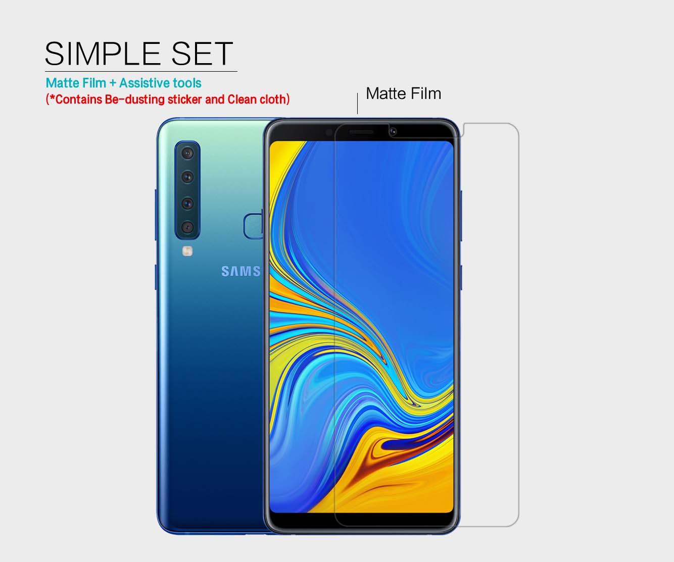 Samsung Galaxy A9s screen protector