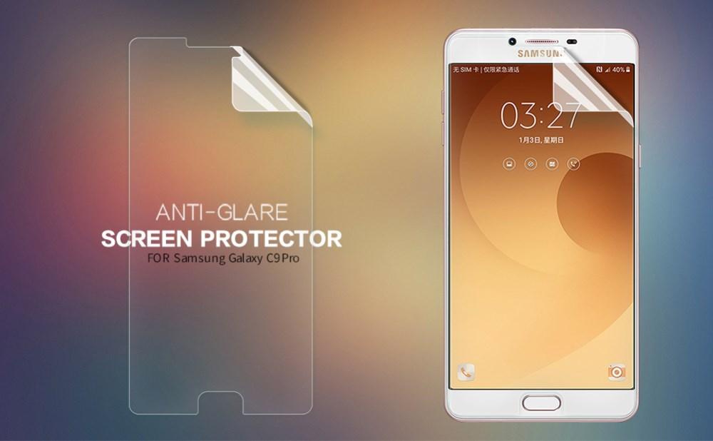 Nillkin Matte Protective Film For Samsung C9 Pro