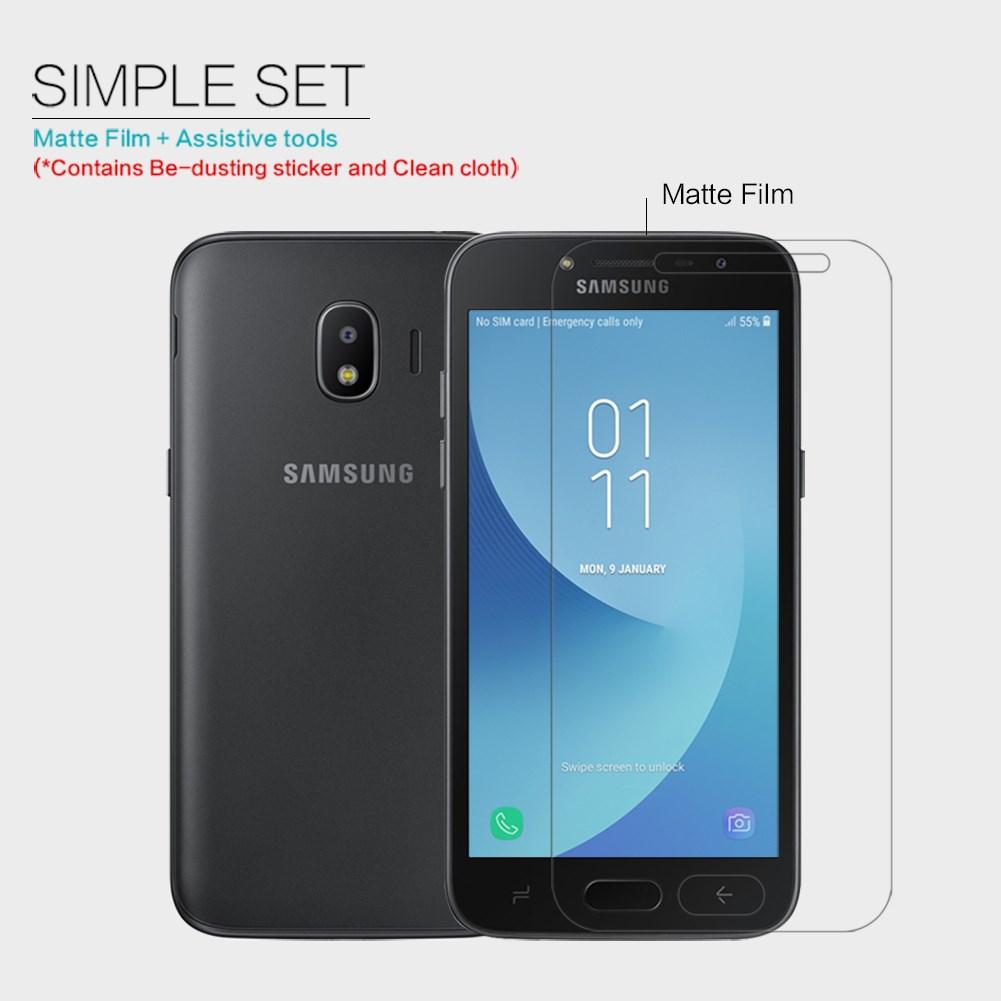 Nillkin Matte Protective Film For Samsung Galaxy J2 Pro (2018)